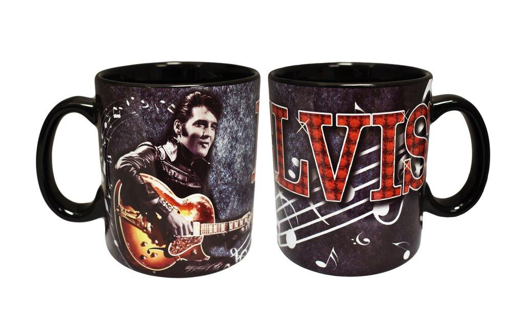 Elvis Mug 16oz