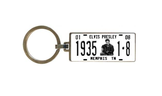 Elvis Key Chain 1935