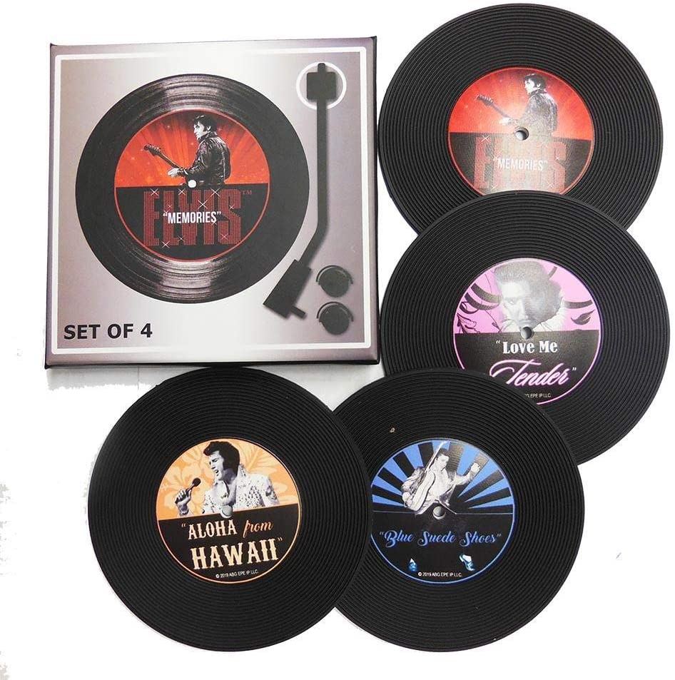 Elvis Coasters Records