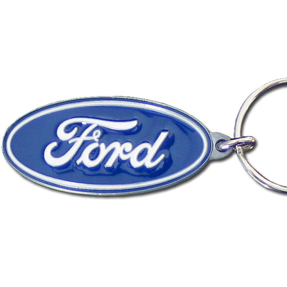 Ford Oval Key Ring