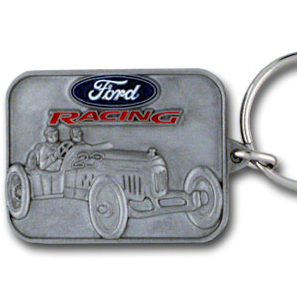 Ford Racing Car Key Ring Officially Licensed product