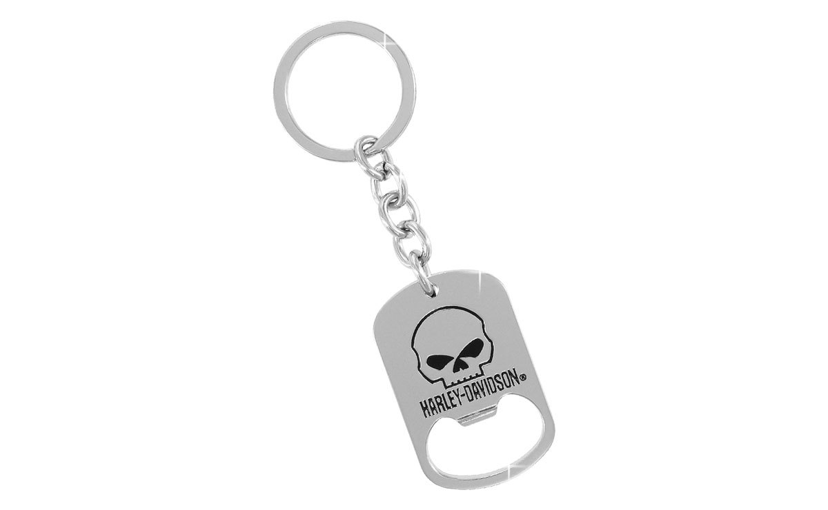 Harley Davidson Key Ring with Bottle Opener