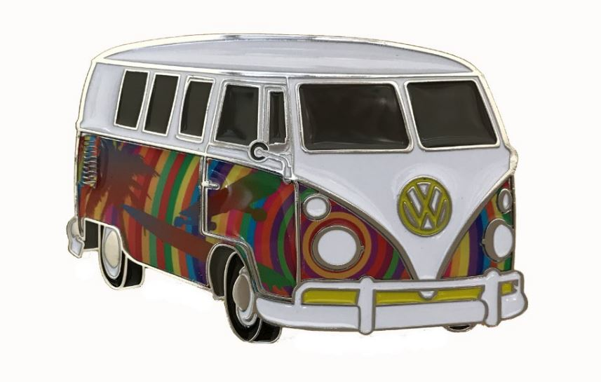VW Camper Van Beachsurf Officially Licensed