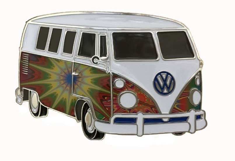 VW Camper Van Starburst Officially Licensed
