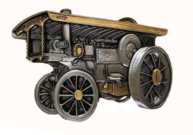 SHOWMANS ENGINE CUT OUT Gold