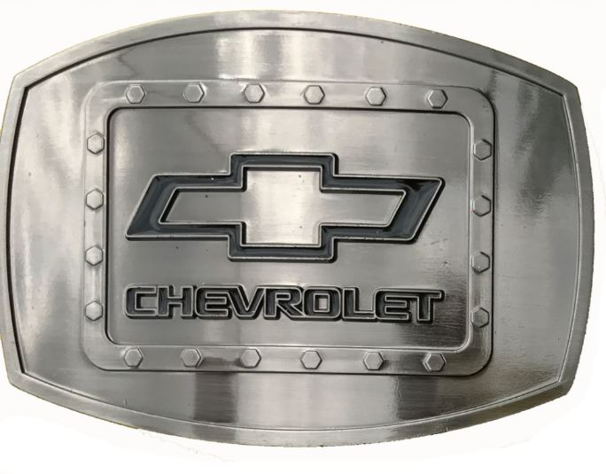 Chevy Trucks Belt Buckle Buckle