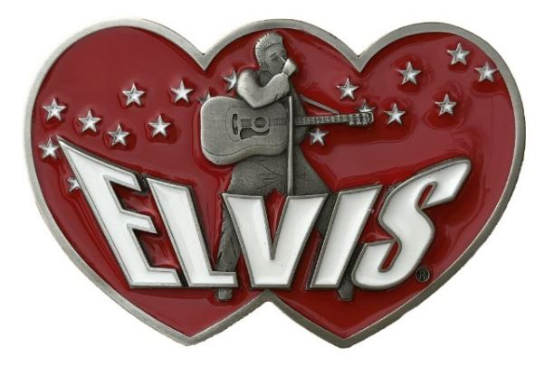 Double Heart Elvis