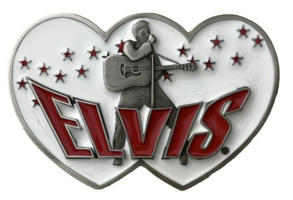 Elvis Double Heart