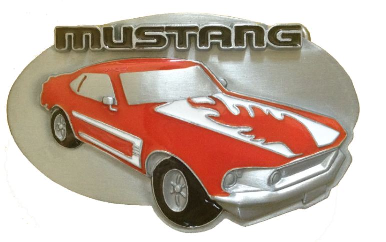 Ford Mustang Officially Licensed