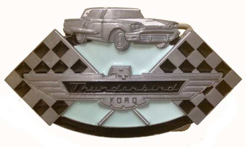 FORD THUNDERBIRD Officially Licensed