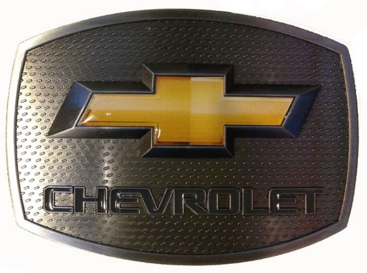 Chevrolet Gold Logo
