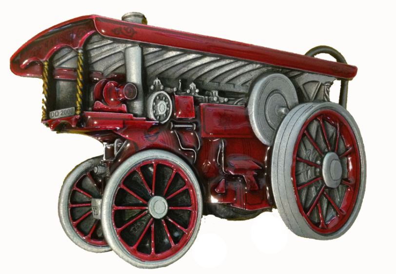 SHOWMANS ENGINE CUT OUT RED