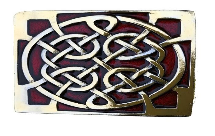 Celtic Knot Gold Colour