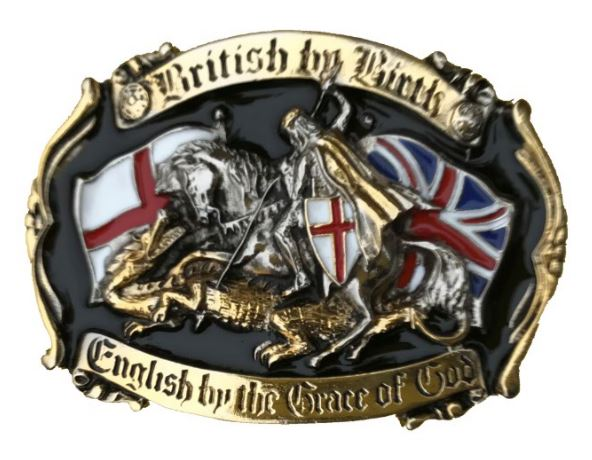 British By Birth Gold Full Colour