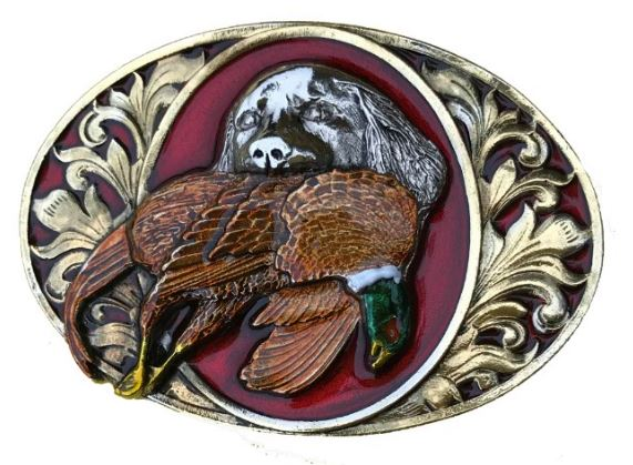Dog & Pheasant Gold Full Colour