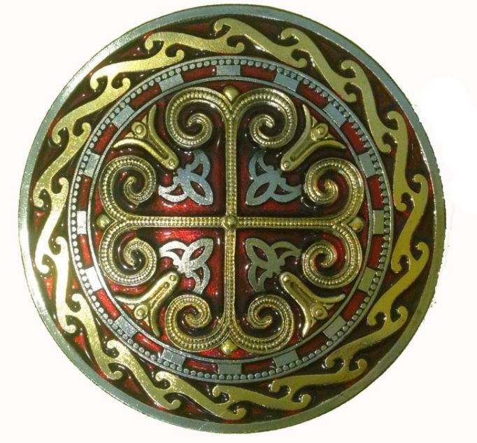 Celtic Round Cross