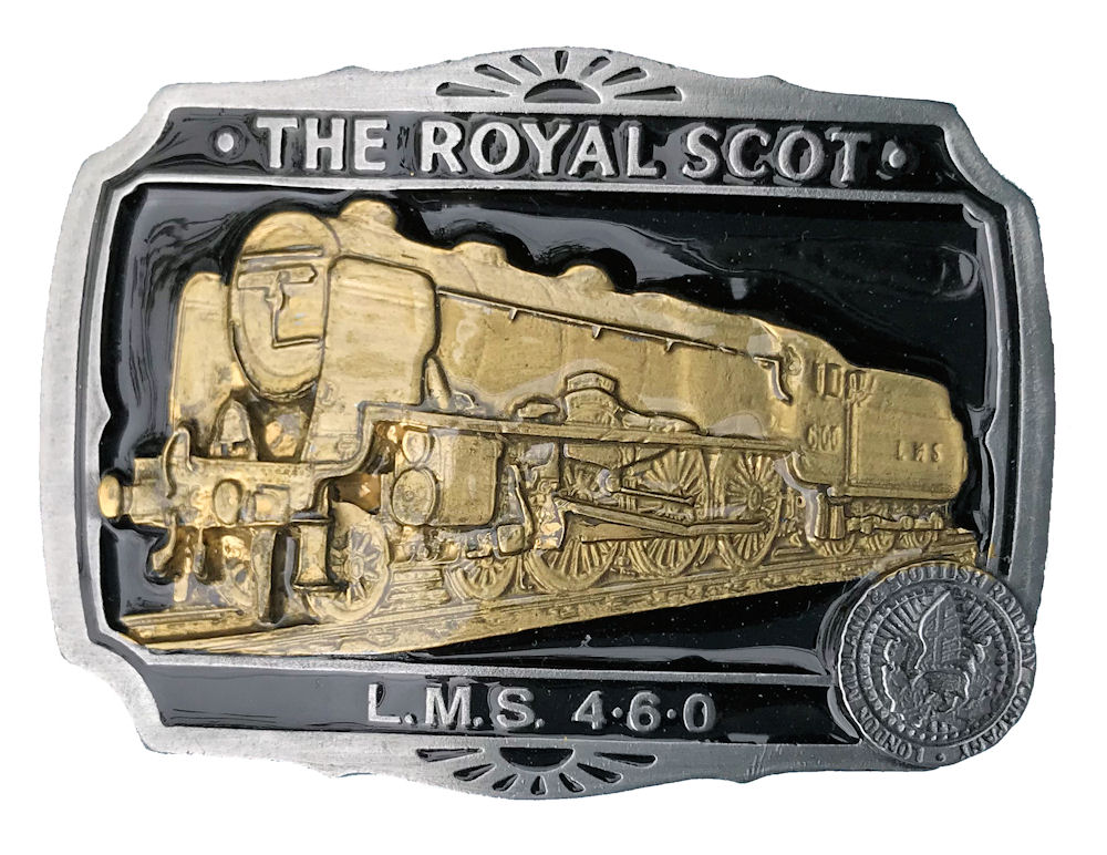 The Royal Scot Black & Gold Range