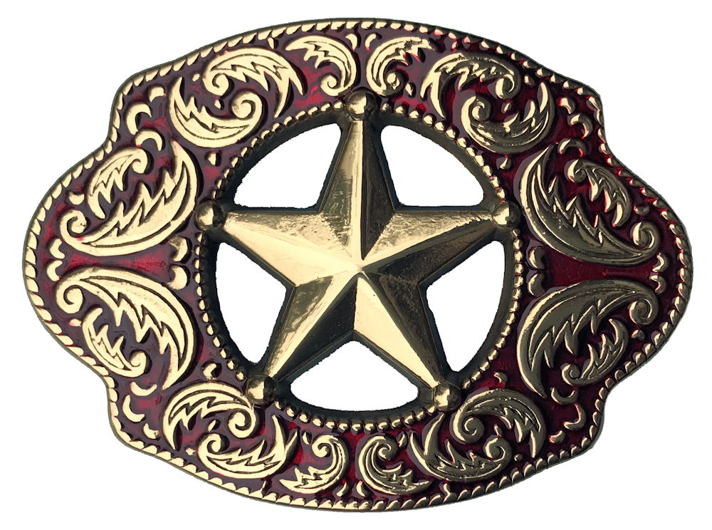 Texas Star Red