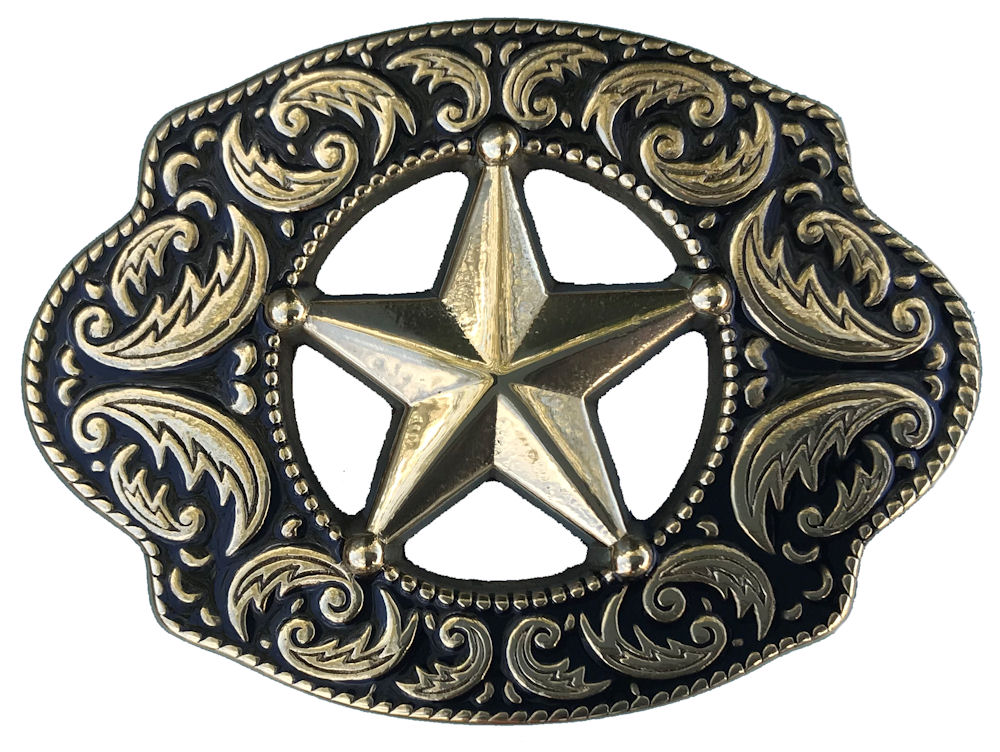 Texas Star Black