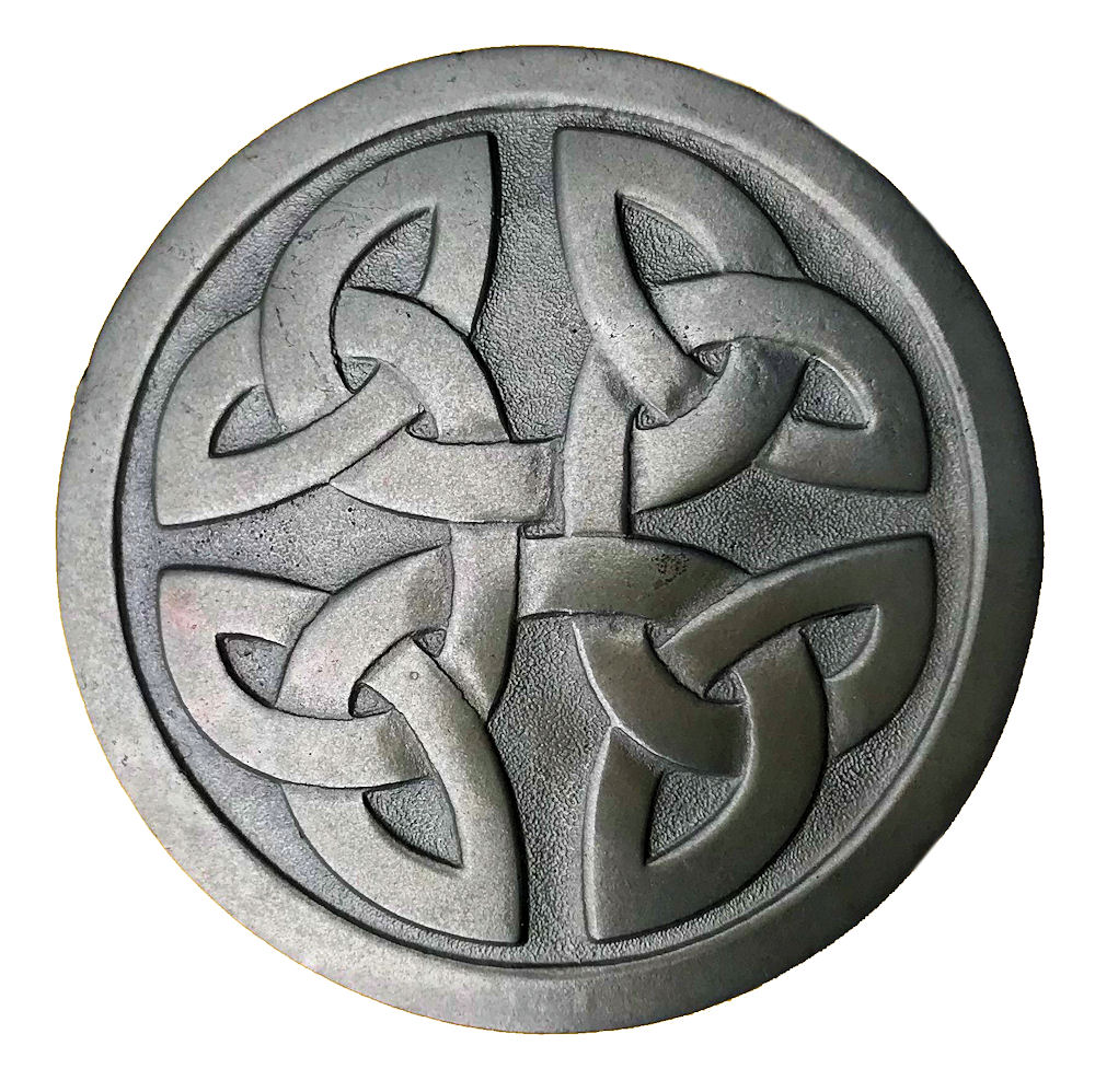 celtic knot (round)