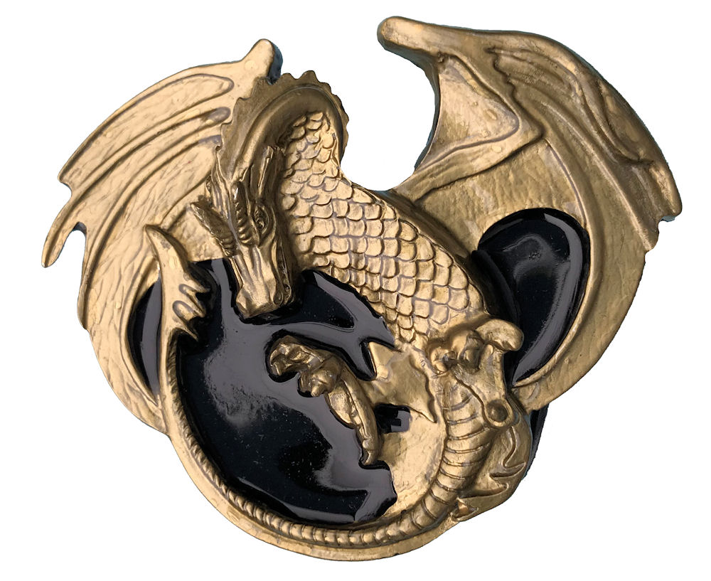 Senga Dragon Black & Gold Range
