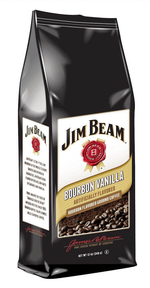Jim Beam Bourbon Vanilla Coffee