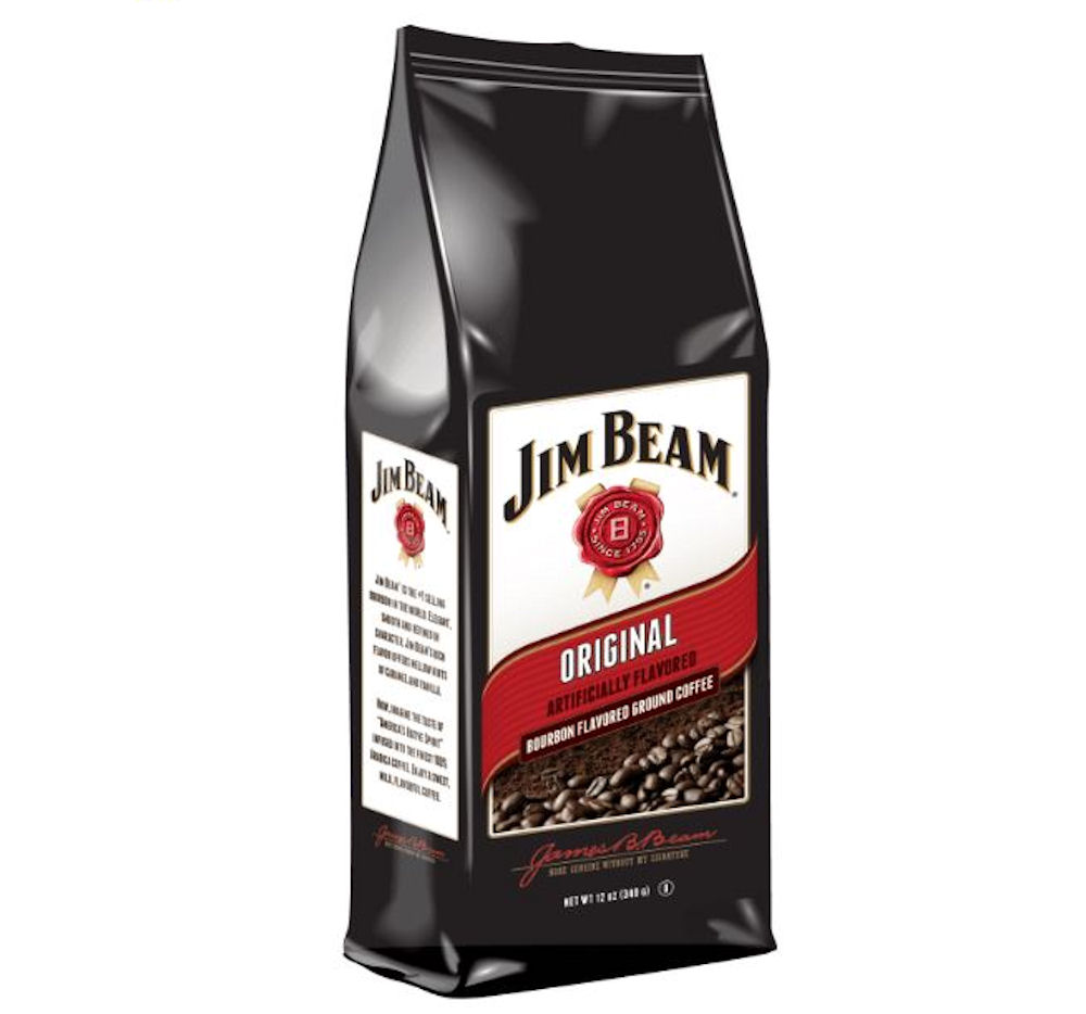 Jim Beam Ground Coffee