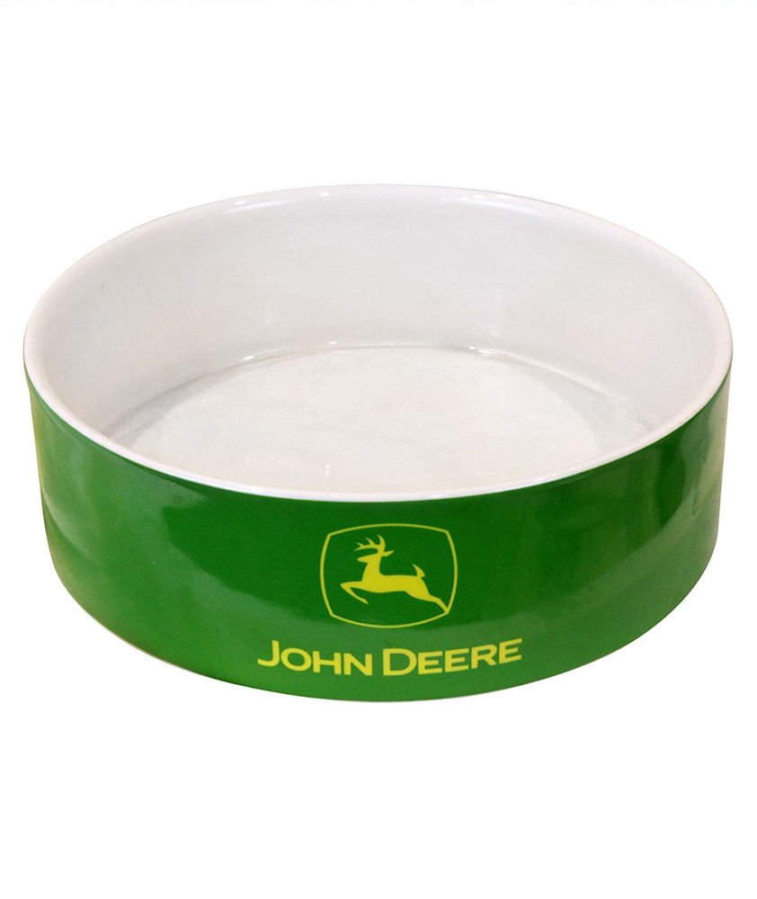 John Deere Pet Bowl