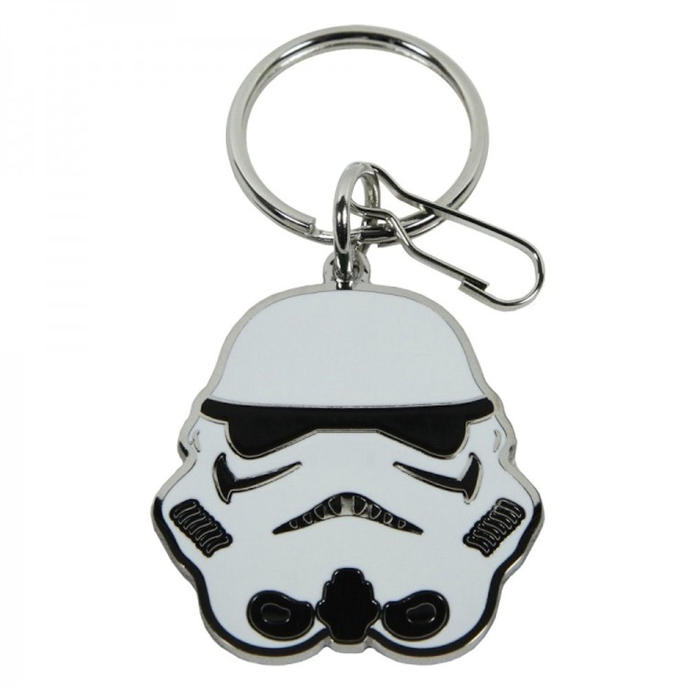 Star Wars Storm Trooper Key Chain