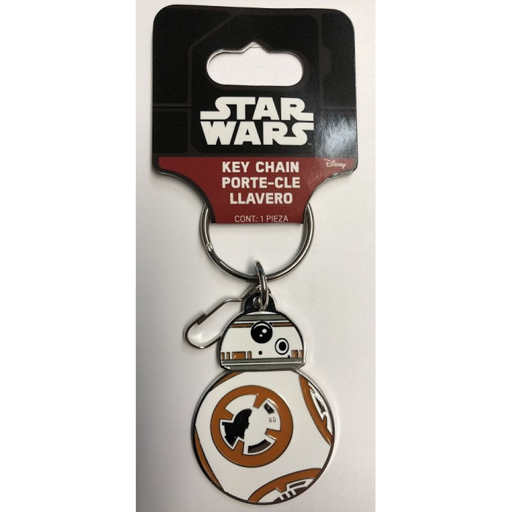 Star Wars BB-8 Key Chain