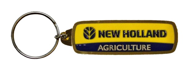 New Holland Logo Key Chain