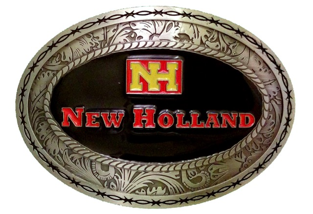 New Holland Belt Buckle Officailly Licensed