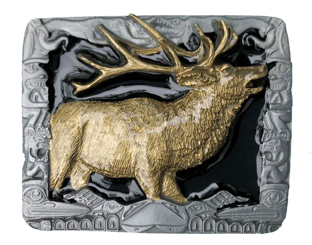 Stag Black & Gold Range