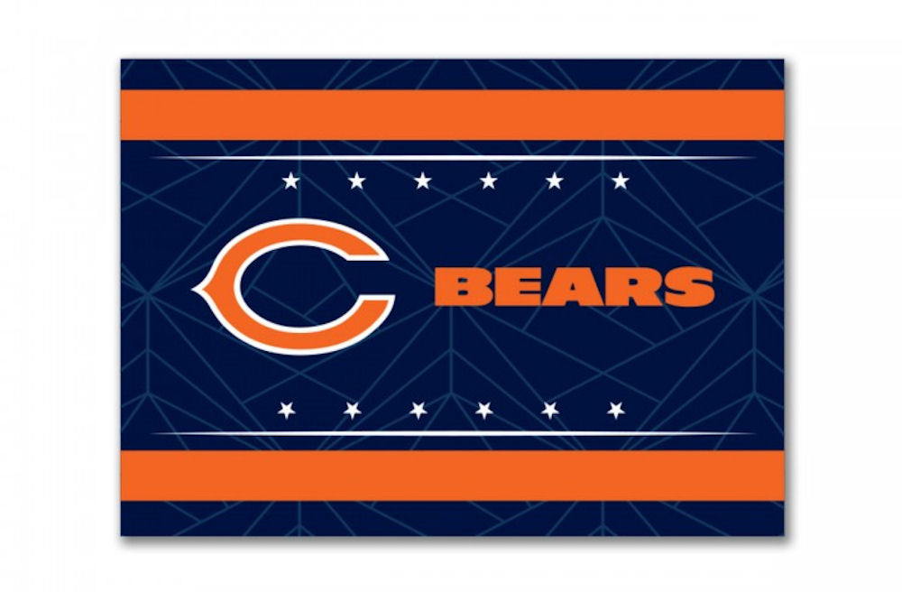 Chicago Bears Fridge Magnet