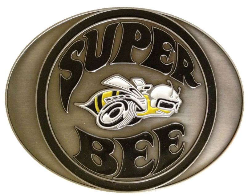 Dodge Super Bee Belt Buckle