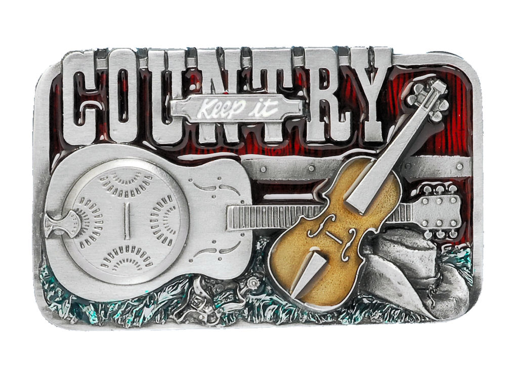 Keep it Country Belt Buckle