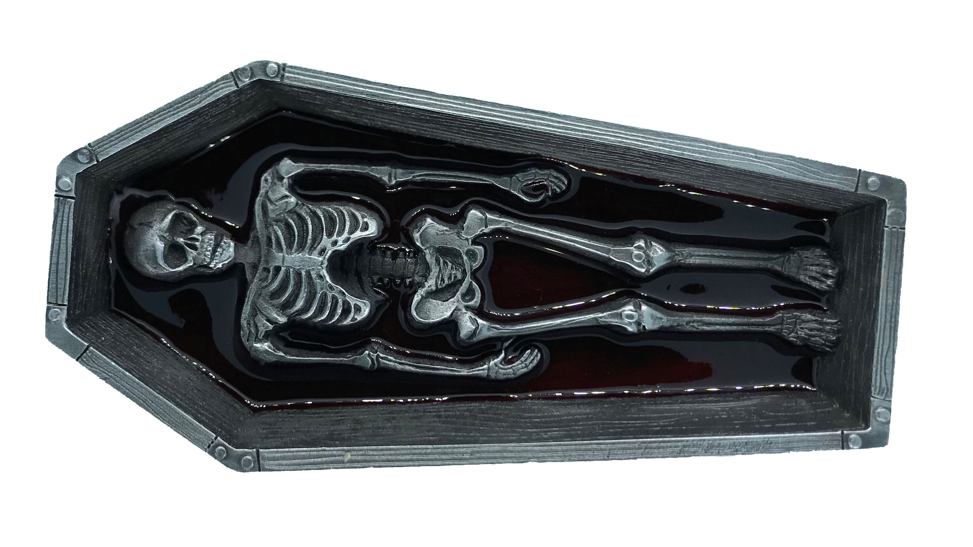 Coffin Belt Buckle