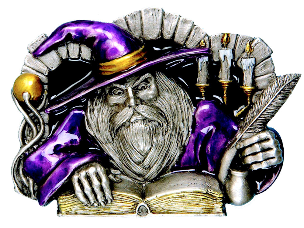 Wizard Buckle
