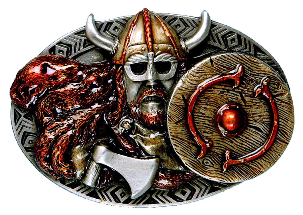 Viking Belt Buckle
