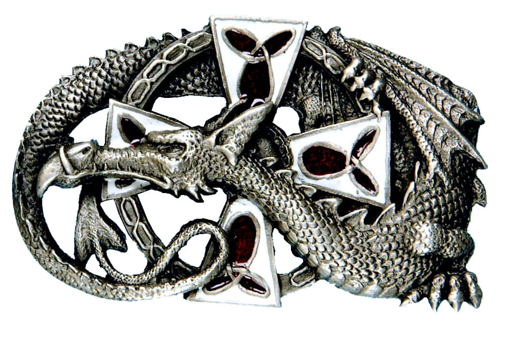 Gaelon Belt Buckle
