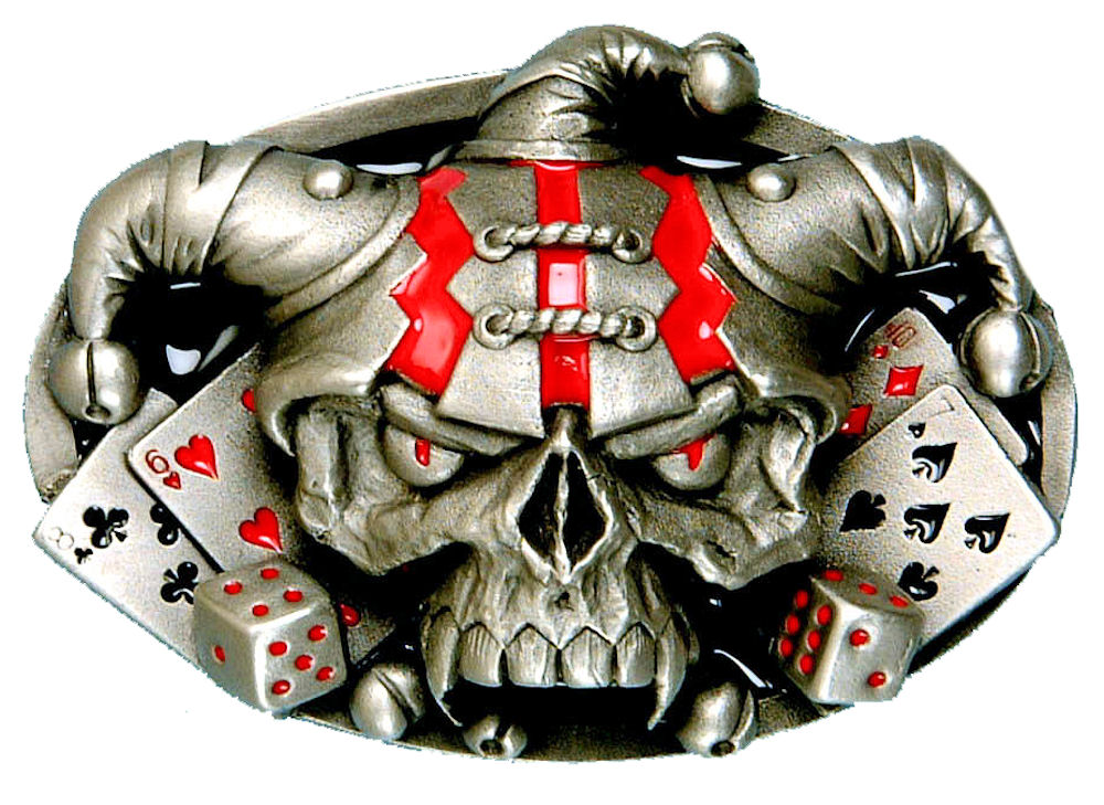 Jester Belt Buckle