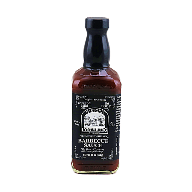 Lynchburg Tennessee Whiskey Sweet & Mild Barbecue