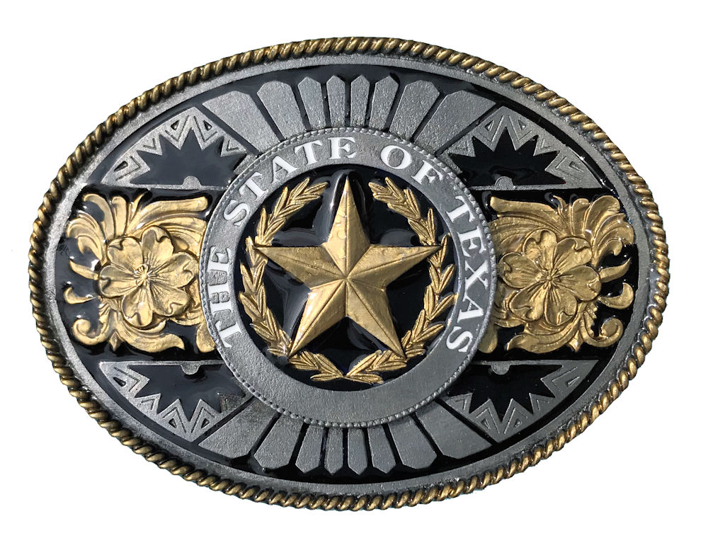 The State of Texas Black & Gold Range