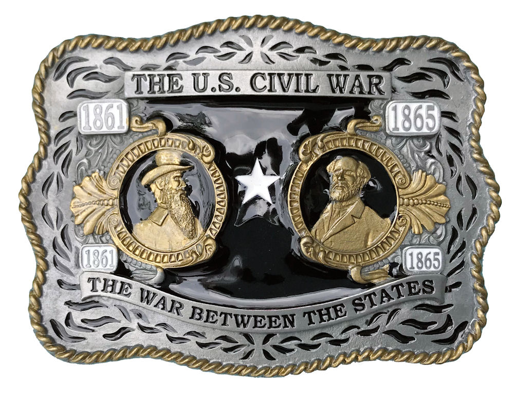 1861-1865 Civil War Black & Gold Range