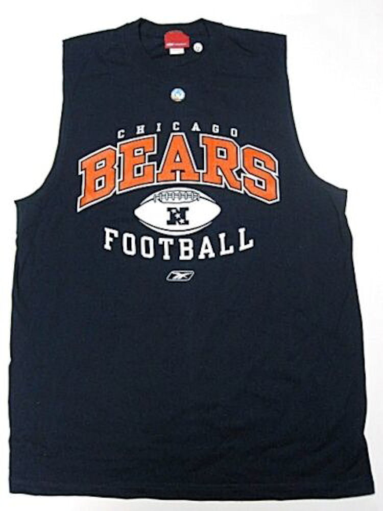 Chicago Bears NFL Vest Top