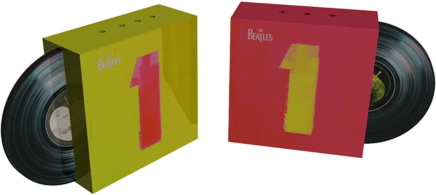 The Beatles Salt & Pepper Shakers