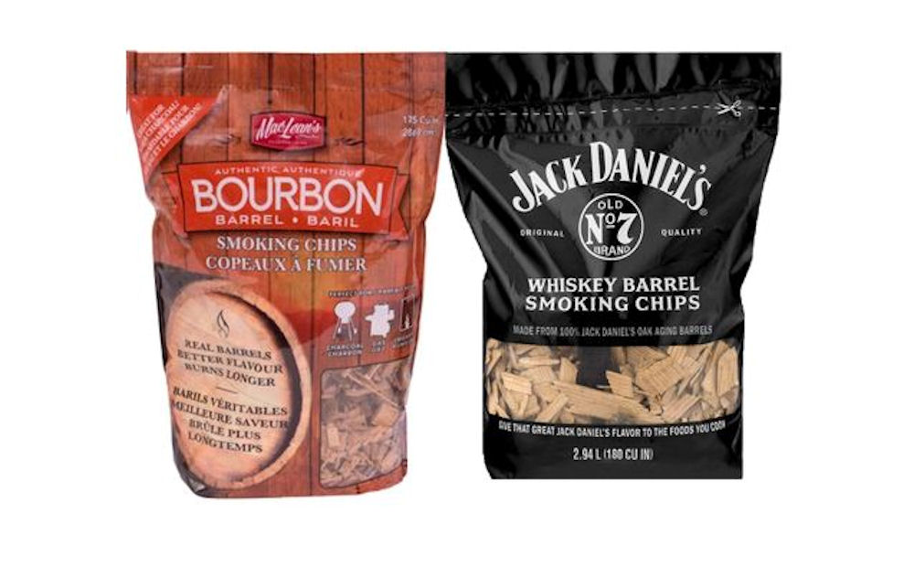 Jack Daniels Smoking Chips & Bourbon Smoking Chips