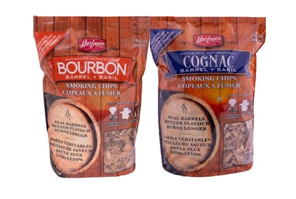 Bourbon Smoking Chips - Cognac Smoking Chips
