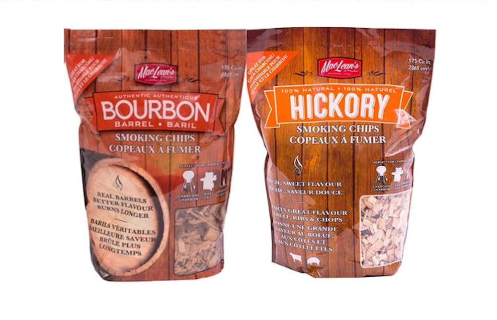 Bourbon - Hickory Smoking Chips