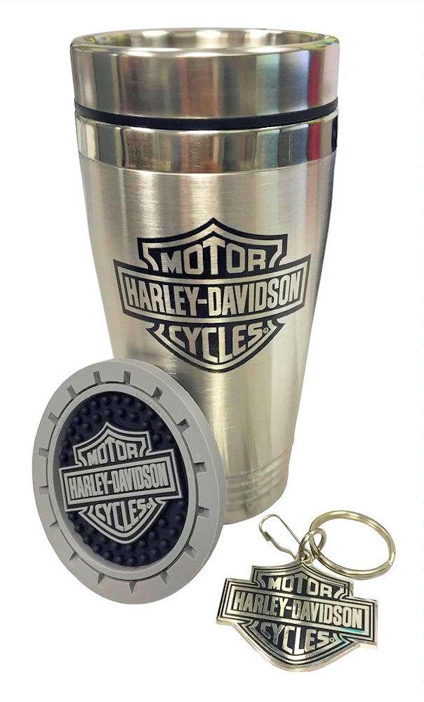 Harley Davidson Mug Gift Pack